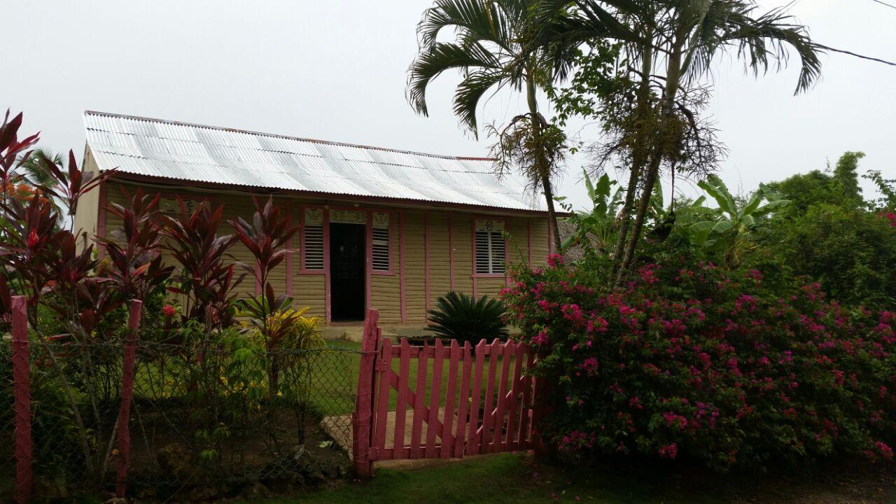casita dominicana